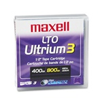 Maxell 183900 Ultrium LTO-3 Data Cartridge