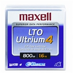 Maxell 183906 Ultrium LTO-4 Data Cartridge