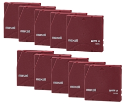 Maxell 10-Pack 229323 Ultrium LTO-5 Data Cartridge
