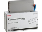 Okidata 41963004 Genuine Black Toner Cartridge Type C4