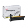 Okidata 42126601 Genuine Yellow Imaging Drum Cartridge