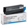 Okidata 42127403 Genuine Cyan Toner Cartridge Type C6