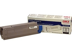 Okidata 43324404 Genuine Black Toner Cartridge
