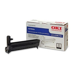 Okidata 43381720 Genuine Black Drum Cartridge