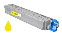 Okidata 43487733 Yellow Toner Cartridge