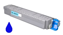 Okidata 43487735 Cyan Toner Cartridge