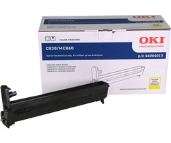 Okidata 44064013 Genuine Yellow Drum Cartridge C14