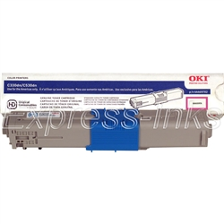 Okidata 44469702 Genuine Magenta Toner Cartridge