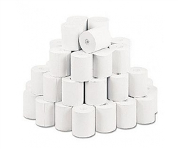 "SPE-1213 3 1/8"" X 220 Ft. Thermal Paper - 50 Rolls"