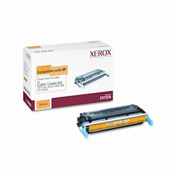 Xerox 6R943, HP 4610 Yellow Toner Cartridge C9722A