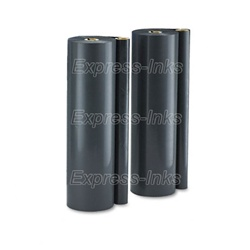 Brother PC102RF 2-Pack Thermal Fax Ribbon Refill Rolls PC-102RF