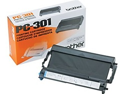 Brother PC301 Genuine Thermal Fax Ribbon Cartridge PC-301
