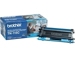 Brother TN115C Genuine Cyan Toner Cartridge