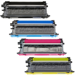 Brother Color Laserjet HL-4040CDN 4-Pack Toner Cartridges