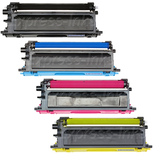 brother color laserjet hl 4040cn 4 pack toner cartridges. Black Bedroom Furniture Sets. Home Design Ideas