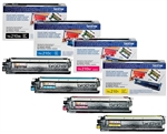 Brother HL-3045CN 4-Pack Genuine Toner Combo TN210