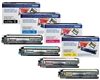 Brother HL-3075CW 4-Pack Genuine Toner Combo TN210