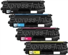 Brother TN221/ TN225 Compatible Toner Cartridge Combo