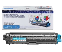 Brother TN225C Genuine Cyan Toner Cartridge TN-225C
