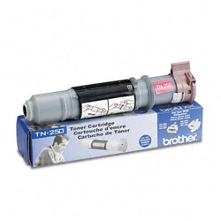 Brother TN250 Genuine Black Toner Cartridge