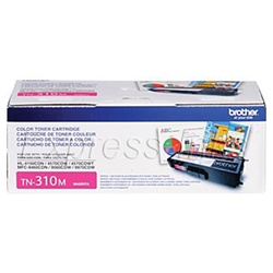 Brother TN310M Genuine Magenta Toner Cartridge TN-310M