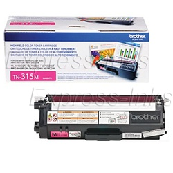 Brother TN315M Genuine Magenta Toner Cartridge TN-315M