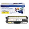 Brother TN315Y Genuine Yellow Toner Cartridge TN-315Y