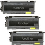 Brother TN350 Toner Cartridge 3-Pack