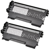 Brother TN450 Compatible Toner Combo