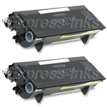 Brother TN540 2-Pack Compatible Toner Combo