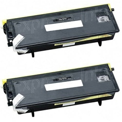 Brother TN570 2-Pack Toner Cartridge Combo