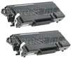 Brother TN670 2-Pack Compatible Toner Combo