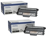 Brother TN720 2-Pack Genuine Toner Combo TN-720