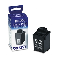 Brother IN-700 Genuine Black Inkjet Ink Cartridge