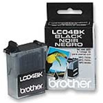 Brother LC04BK Genuine Black Inkjet Ink Cartridge LC04-BK