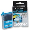 Brother LC04C Genuine Cyan Inkjet Ink Cartridge LC04-C