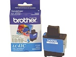 Brother LC41C Ink/ Inkjet Cartridge