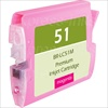 Brother LC51M Magenta Ink/ Inkjet Cartridge