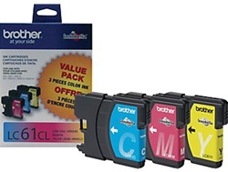 Brother LC613PKS Genuine Ink Cartridge Combo