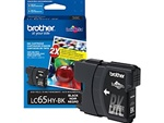 Brother LC65HYBK Genuine Black Ink Cartridge