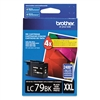 Brother LC79BK Genuine Black Inkjet Ink Cartridge