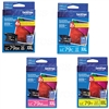 Brother LC79 4-Pack Genuine Ink Cartridge Combo