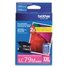 Brother LC79M Genuine Magenta Inkjet Ink Cartridge