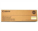 Canon GPR-20/GPR-21 Genuine Yellow Imaging Drum 0255B001AA