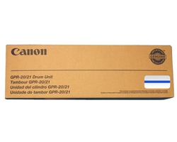 Canon GPR-20/GPR-21 Genuine Cyan Imaging Drum 0257B001AA