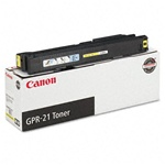 Canon GPR-21 Genuine Yellow Toner Cartridge 0259B001AA
