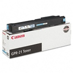 Canon GPR-21 Genuine Cyan Toner Cartridge 0261B001AA