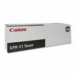 Canon GPR-21 Genuine Black Toner Cartridge 0262B001AA