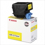 Canon GPR-23 Genuine Yellow Toner Cartridge 0455B003AA