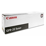 Canon GPR-20 Genuine Yellow Toner Cartridge 1066B001AA